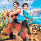 Sinbad: Legend of the Seven Seas (DVD, 2003, FULL SCREEN)