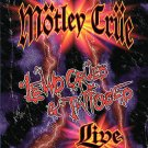 Motley Crue - Lewd, Crued & Tattooed (DVD, 2003)