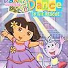 Dora the Explorer - Dance to the Rescue (DVD, 2005)