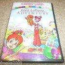 Candy Land - The Great Lollipop Adventure (DVD, 2005)