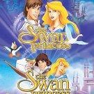 The Swan Princess/The Swan Princess: Mystery of the Enchanted Treasure - DVD...