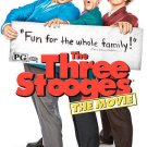The Three Stooges (DVD, 2012) BOBBY FARRELLY,PETER FARRELLY