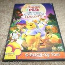 My Friends Tigger & Pooh: Hundred Acre Wood Haunt (DVD, 2008)