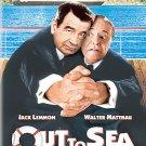 Out to Sea (DVD, 2004) WALTER MATTHAU,JACK LEMMON
