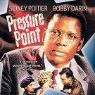 Pressure Point (DVD) MGM DVD SIDNEY POITIER,BOBBY DARIN