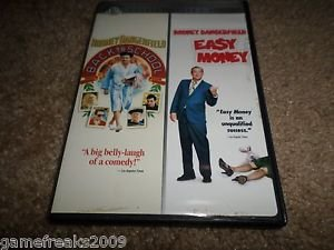 RODNEY DANGERFIELD COLLECTION BACK TO SCHOOL/EASY MONEY DVD