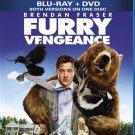Furry Vengeance (Blu-ray/DVD, 2010) BRENDAN FRASER