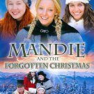 Mandie and the Forgotten Christmas (DVD, 2011) KELLY LYNN WASHINGTON