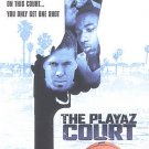 The Playaz Court (DVD, 2002) CHARLES MALIK WHITFIELD,CHARLES ROBINSON