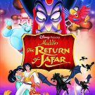 DISNEY ALADDIN The Return of Jafar (DVD, 2005)