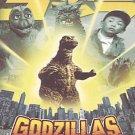 All Monsters Attack (DVD, 2002) KENJI SAHARA