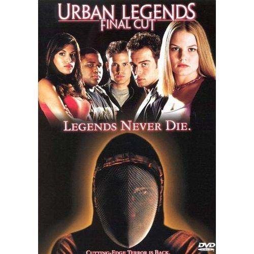 Urban Legends: Final Cut (DVD, 2001)LORETTA DEVINE,JENNIFER MORRISON