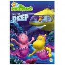 Backyardigans - Into the Deep (DVD, 2007, Closed Caption)