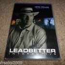DAVID LEADBETTER INTERACTIVE POWER= DISTANCE 004 GOLF DVD