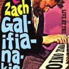 Zach Galifianakis - Live at the Purple Onion (DVD, 2007)