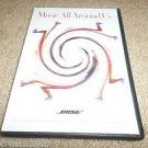 MUSIC ALL AROUND US BOSE EXCLUSIVE MUSIC SURROUND RECORDING DVD