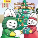 Max & Ruby - A Merry Bunny Christmas (DVD, 2007, Full Screen; Sensormatic)