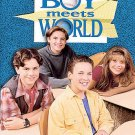 Boy Meets World - The Complete Second Season (DVD, 2004)