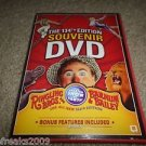 134TH EDITION RINGLING BROS AND BARNUM & BAILEY SOUVENIR DVD