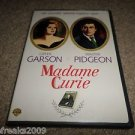 Madame Curie (DVD, 2007) GREER GARSON,WALTER PIDGEON