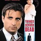 Things to Do in Denver When You're Dead (DVD, 1999) ANDY GARCIA RARE OOP