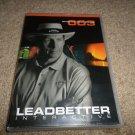 DAVID LEADBETTER INTERACTIVE SHAPING YOUR SWING 003 GOLF DVD