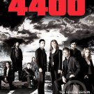 4400 - The Complete Fourth Season (DVD, 2008)