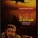 Return to the Lost World (DVD, 2004, Canadian) JOHN RHYS-DAVIES
