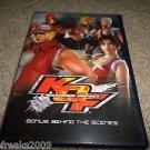 KING OF FIGHTERS MAXIMUM IMPACT BONUS BEHIND THE SCENES DVD