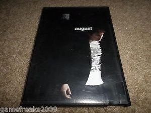 AUGUST DVD JOSH HARTNETT,NAOMIE HARRIS,ROBIN TUNNEY,DAVID BOWIE