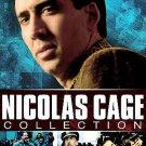 The Nicolas Cage Collection (DVD, 2007) FACE OFF,WORLD TRADE CENTER,SNAKE EYES