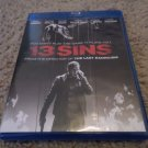 13 Sins (Blu-ray Disc, 2014) MARK WEBBER,RUTINA WESLEY