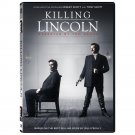Killing Lincoln (DVD, 2013) BILLY CAMPBELL,JESSE JOHNSON