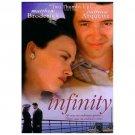 Infinity (DVD, 2002) PATRICIA ARQUETTE,MATTHEW BRODERICK