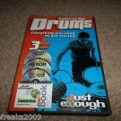 LEARN TO PLAY DRUMS DVD,CD-ROM,CD & BOOKLET