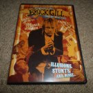 BROCK GILL ALIVE ON STAGE ILLUSIONS STUNTS AND MORE DVD