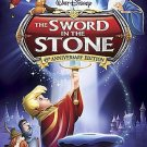 DISNEY The Sword in the Stone (DVD, 2008, 45th Anniversary Edition)