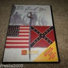 THE HISTORY CHANNEL CIVIL WAR DESTINY FORT SUMTER DVD