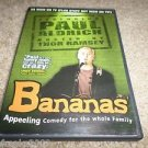 BANANAS PAUL ALDRICH HOSTED BY THOR RAMSEY APPEELING COMEDY WHOLE FAMILY DVD