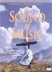 The Sound of Music (DVD, 2002, Single Disc) JULIE ANDREWS