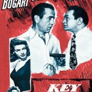 Key Largo (DVD, 2000) HUMPHREY BOGART / LAUREN BACALL