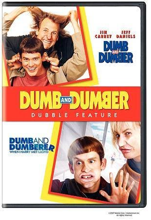 Dumb and Dumber/Dumb and Dumberer: When Harry Met Lloyd (DVD, 2009)
