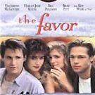 The Favor (DVD, 2001) BRAD PITT,BILL PULLMAN