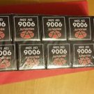 Ten pack headlight bulbs 9006