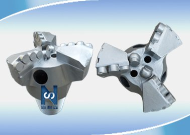 Three Blades PDC Drill Bit