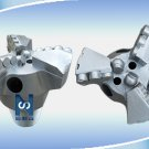Three Blades PDC Drill Bit