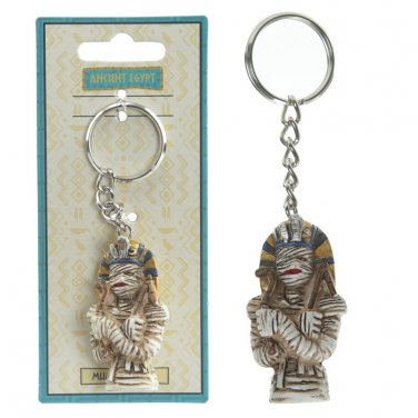Decorative Mummy Egyptian Keyring