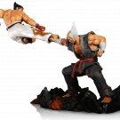 Tekken 7 Kazuya Kicking Heihachi Statue / Collectible Figure 30cmx45cm