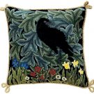 RAVEN Needlepoint CANVAS Beth Russell William Morris