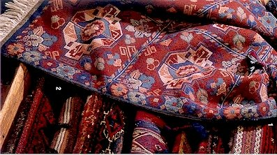 Bukhara Rug Joining pack Needlepoint Kit by Glorafilia (gl849a)